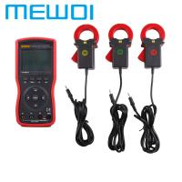China MEWOI5700-OEM/ODM Original Factory high accuracy Three Phase Digital Phase Volt-Ampere Meter wholesale