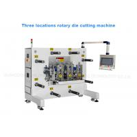 China High effecncy Automatic rotary label die cutting machine one year Warranty wholesale