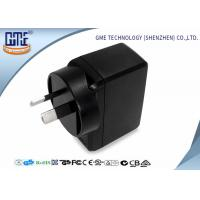 China Energy Saving EN60065 Au Plug 5V 2A Universal USB Power Adapter For Cellphones wholesale