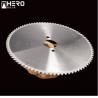 China Frame Profile Pcd Saw Blades , Diamond Tip Blade 100T 120T Long Service Life wholesale