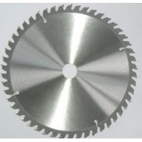 China TCT woodworking circular saw blade wholesale