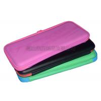China Professional Custom Hardcover Pencil Case Waterproof Surface With EVA Plate wholesale