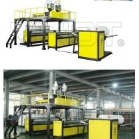 Quality Vinot High Speed Air Bubble Film Machine Customization for U.S.A With Different Size LDPE Material Model No. DY-2000 for sale