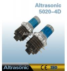 China 20Khz 1500W Piezo Ultrasonic Welding Sewing Cutting Transducer High Power wholesale