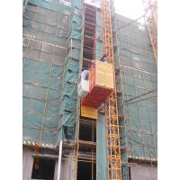 China SC200 Rack and Pinion Passenger Hoists, Building Construction Site Material Hoist (2 Ton) wholesale