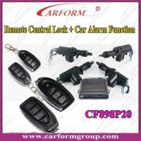 China Auto Alarms Systems Auto Accessories Electronics Remote Central Locking Car Alarm CF898P20 on sale