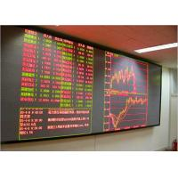 China P3 Indoor Fixed Installation LED Video Walls HD LED Display for Stock Exchange wholesale