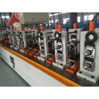 Buy cheap High Speed Low Noise Ms Erw Tube Mill for Pipe Making , Fully Automation from wholesalers