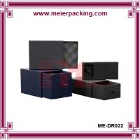 China 2016 custom paper jewelry box wholesale,cheap printing gift box, paper box ME-DR022 wholesale
