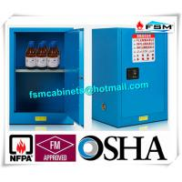 Quality Flammable Vented Chemical Storage Cabinets For Combustible Liquid for sale