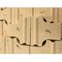 China Different Size Ceramic Refractory Bricks , High Heat Bricks For Industrial Furnace wholesale