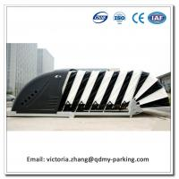 China Solar Engine Automatic Car Cover Outdoor Carport vertical parking system Aluminum Alloy 6063, PC, PVDF, 304, ABS on sale