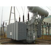 China Copper Winding Oil Immersed Transformer 3 Phase For Power Plant / Substation wholesale