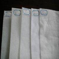 Buy cheap 420gsm polyester needle punched nonwoven fabric filling polyester wadding polyester fiber from wholesalers