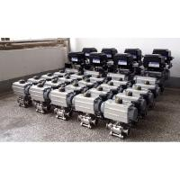 Quality DA-140 Double Acting Rack And Pinion Pneumatic Actuator Corrosion Resistant for sale