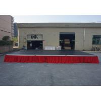 China RK Height adjustable aluminum stage, aluminum trusses stage on sale