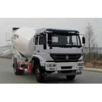 China Small 5CBM Mixer Cement Truck , Concrete Truck Mixers With Speed Reducer wholesale