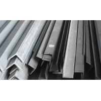 China Mill Finish Equal and Unequal Stainless Steel Angle Bar For Architecture, Engineering Structure wholesale