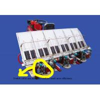 China High speed Paddy Rice transplanter suit for farm wholesale