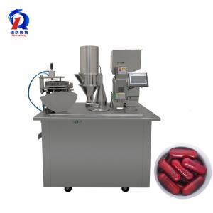 China Semi Automatic Hard Gelatin Gel Capsule Filling Machine With High Efficiency wholesale