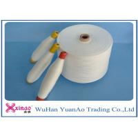 China Sewing  Material 100% Spun Polyester Yarn Ring Spun and TFO Type , Multi Color wholesale