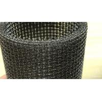 China Customized Stainless Steel Crimped Woven Wire Mesh 10-30m / Roll Economical Type wholesale
