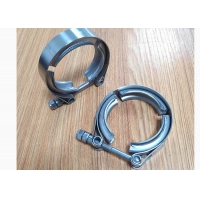 China Heavy Duty 3in Band Clamp For Downpipe And Auto Exhaust System wholesale