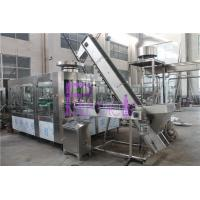 China Non Gass Liquid Bottle Filling Equipment 7.5kw 3200 * 2580 * 2000 wholesale