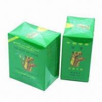 Buy cheap Good Quality Package Chinese Green Tea with 125g Weight from wholesalers