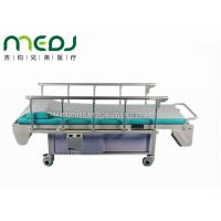 China Multifunctional Ultrasound Examination Table , Patient Exam Table With Protec Guardrail wholesale