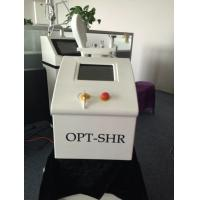 China IPL shr Hair Removal Machine Hair removal in Motion Equipment and skin clear wholesale
