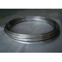 China ASTM A269 Seamless Stainless Steel Coiled Tubing Cold Drawn / Bright Annealed wholesale