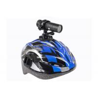China 30 Meters Waterproof Alloy Extreme Sports Camera / Helmet Action Camera for Diving and Riding wholesale