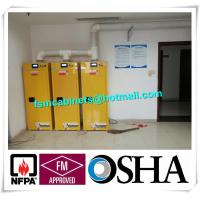 China PP Hazardous Safety Storage Cabinets, Laboratory Storage Cabinet and Biological Safety Cabinet wholesale