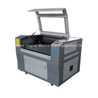 Quality Glass Photo Engraving CO2 Laser Engraving Machine with RuiDa Control System for sale