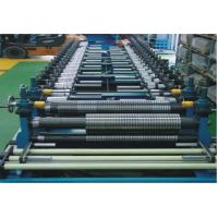 China 18 Forming Stations Automatic Double Layer Roll Forming Machine With PLC Control wholesale