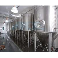 China 100L-5000L Stainless Steel Beer Conical Fermenter Fermentation Tanks 1000L Stainless Steel Beer Fermentation Tank wholesale