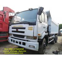 China 2015 Year Nissan 6x4 Dump Truck Used Condition 251 - 350 Hp Horse Power wholesale