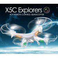 China X5C 2.4GHz 4CH 6-Axis GYRO RC Quadcopter Drone Toy 2MP Fly Camera Recorder 360° Eversion wholesale