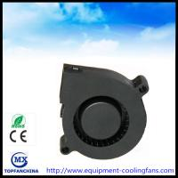 Portable Mini 5v Dc Blower Centrifugal Fan With Snail Shape For Air Cleaner 5115