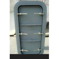 China Marine Steel Weathertight Doors Customized Singe Leaf Marine Access Doors wholesale