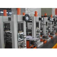 China Z Shape Pipe Precision Tube Mill Low Alloy Steel High Frequency Welding wholesale