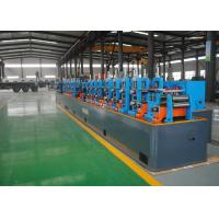 China Carbon Steel ERW Pipe Mill / Tube Mill Line CE , ISO9001 , BV Certification wholesale