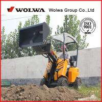 China Wolwa brand GN200 Skid Steer Loaders on sale