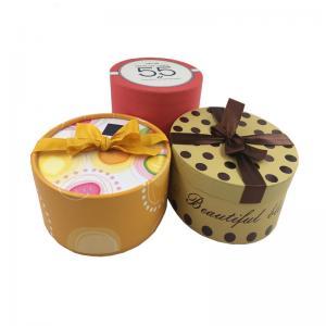 China Round Tubular Food Grade Tube Packaging Custom Design Food Cylinder Packaging wholesale