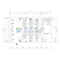 China Customized 4D cinema theater design drawing picture , small home theater design plans wholesale