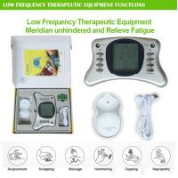 China Low / Medium Frequence Tens Massager Relax Muscle With LCD Screen wholesale