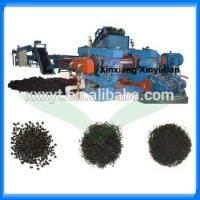 China XKP scrap tire recycling crumb rubber plant /tyre recycling line wholesale