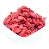 China Raw Material Dried Fruit Snacks , Organic Dried Fruit Goji Berrie For Health Care Tea wholesale
