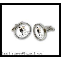 China ShenZhen wholesale wedding  custom metal cufflinks manufacture wholesale